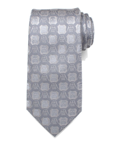 Star Wars Darth Vader and Stormtrooper Tie