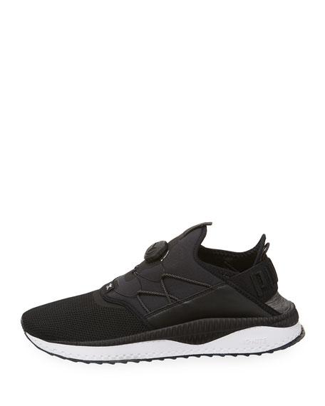 Men's Tsugi Disc Runner Sneakers, Black