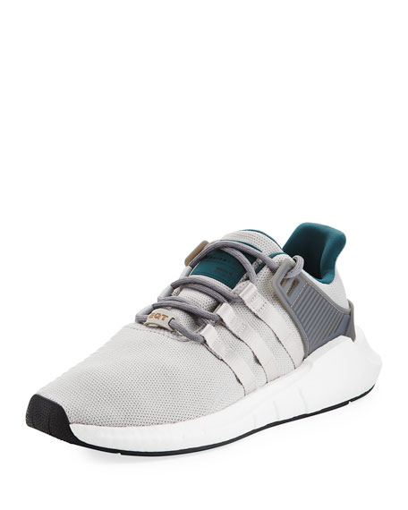 Adidas Men's EQT Support ADV 93-17 Sneakers, Gray