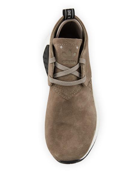 Men's NMD_C2 Suede Sneakers