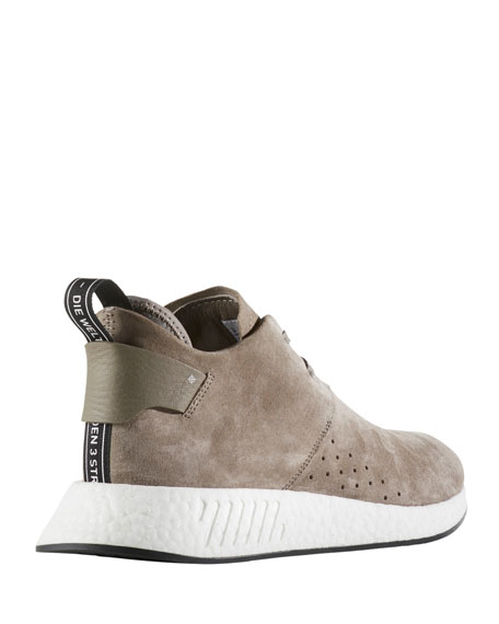 Men's NMD_C2 Suede Sneakers