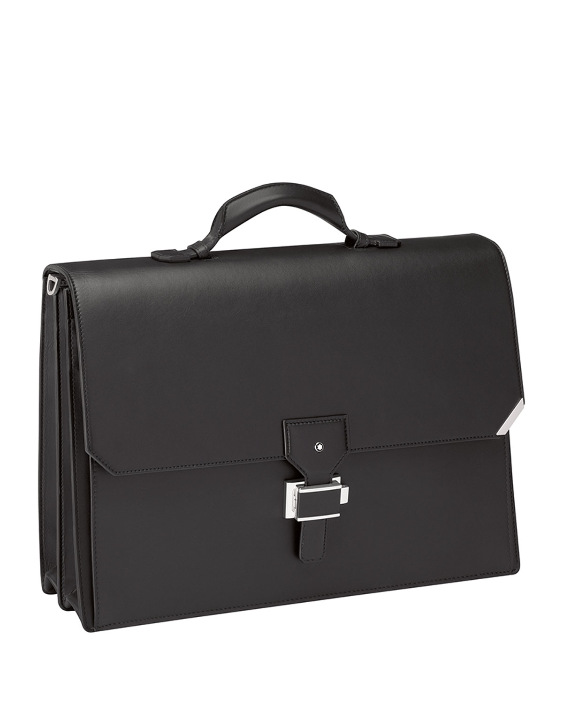 8a2371b499 Montblanc Urban Spirit Double-Gusset Briefcase | Neiman Marcus