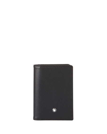 Montblanc Meisterstück Business Card Holder with Gusset