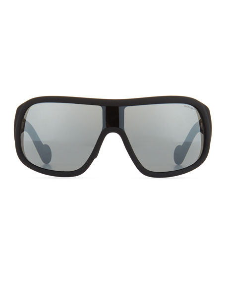 Plastic Shield Sunglasses
