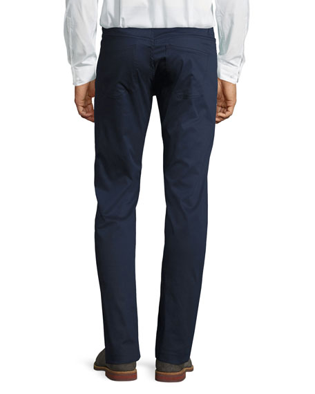 Perfect Poplin 5-Pocket Pants