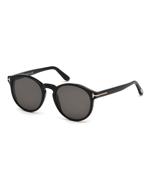 ed67023777 Ian Round Acetate Sunglasses
