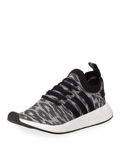 Men's NMD_R2 Primeknit® Trainer Sneakers