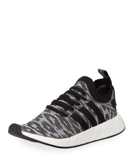 Adidas Men's NMD_R2 Primeknit® Trainer Sneaker