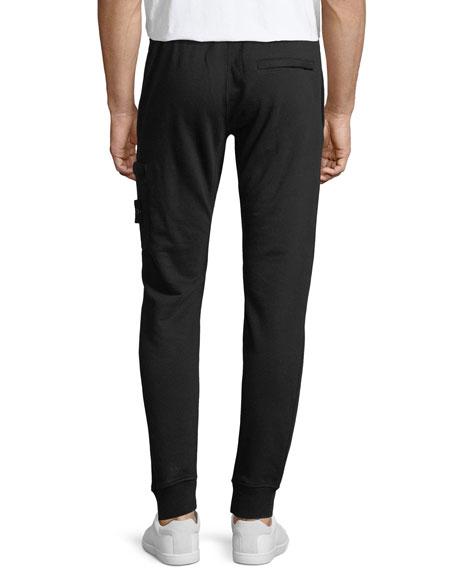 Cotton Fleece Jogger Pants