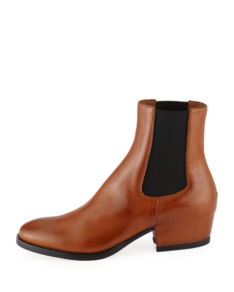 Men's Leather Chelsea Boot