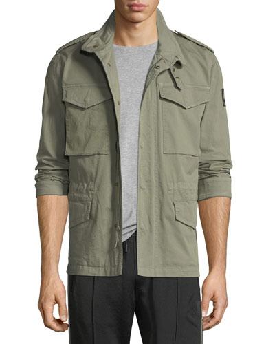 Tylewood Twill Field Jacket