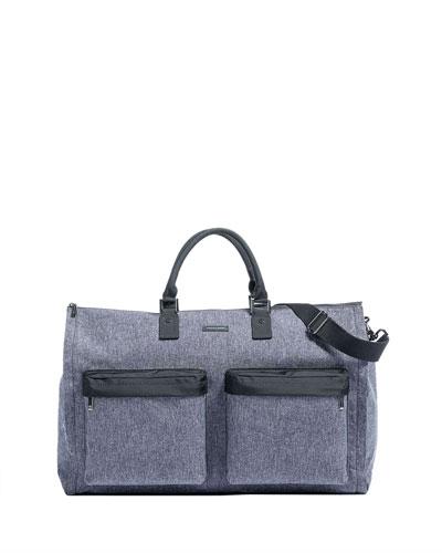 Mélange Garment Weekender Bag