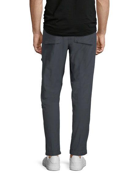 J Brand Men's Koeficient Military-Inspired Twill Pants