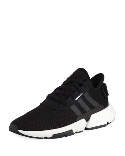 Men's Pod-S3.1 Running Sneaker, Black