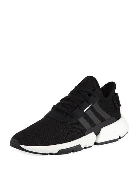 Adidas Men's Pod-S3.1 Running Sneaker, Black