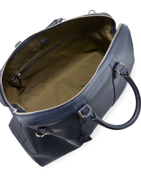 dunhill Hampstead Leather Travel Bag