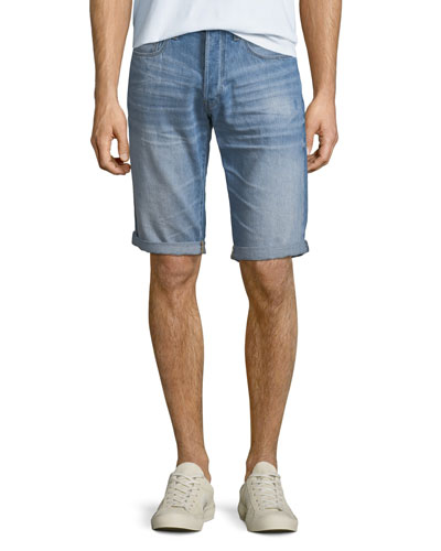 Men's Rovic Loose Denim Shorts
