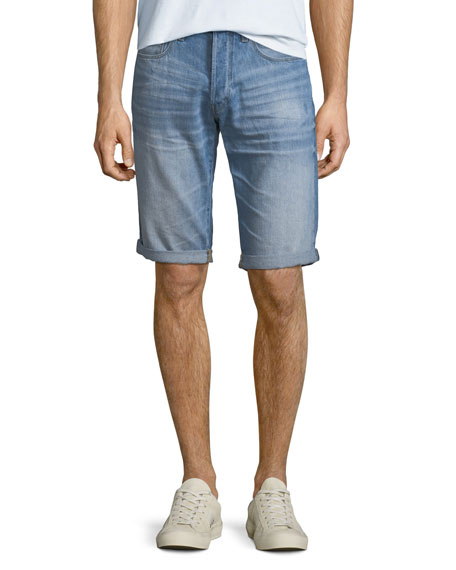 G-Star Men's Rovic Loose Denim Shorts