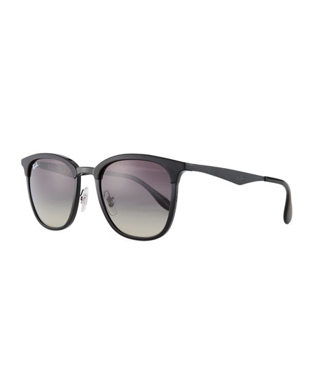 Ray-Ban Men's RB4278 Square Gradient Sunglasses