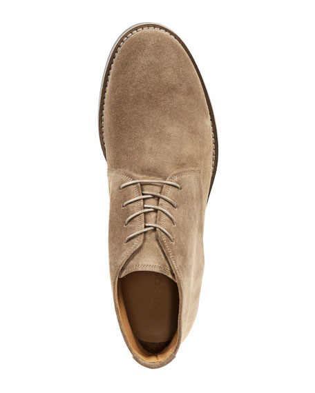 Frederick Suede Chukka Boot