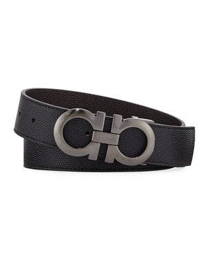 ceaeb03a6 Men's Designer Belts at Neiman Marcus