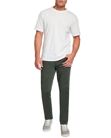Brixton Straight-Leg Sateen Twill Pants
