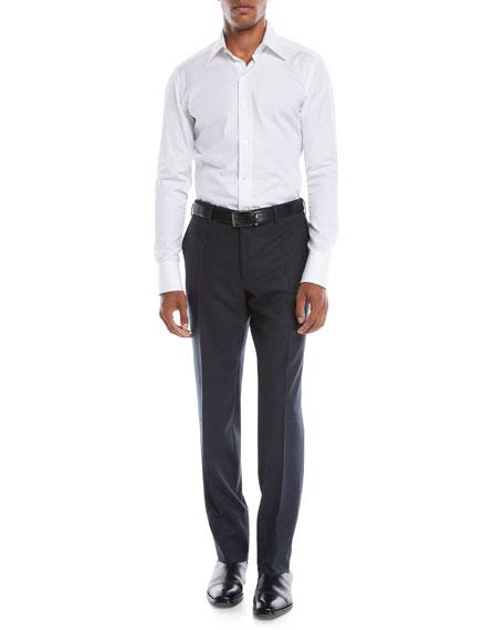 Incotex Men's Benson Five-Pocket Standard-Fit Trousers