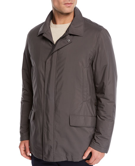 Men's Firenze WindStorm Fur-Lined Jacket