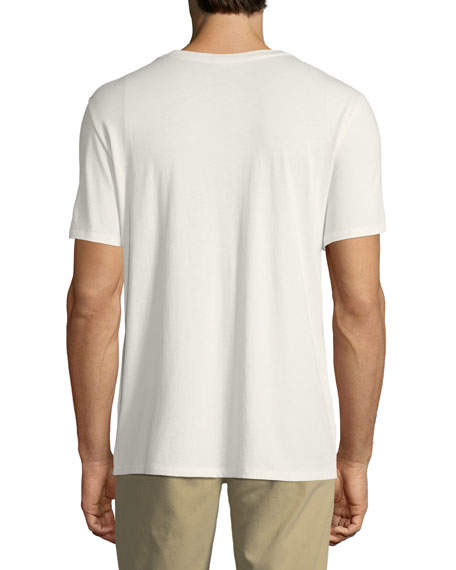 Men's Twill Tape Jersey T-Shirt