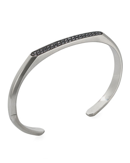Image 2 of 2: David Yurman Men's 5.5mm Streamline Cuff Bracelet
