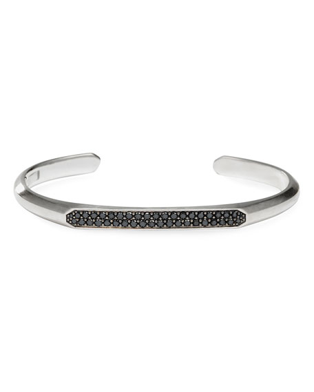 Image 1 of 2: David Yurman Men's 5.5mm Streamline Cuff Bracelet