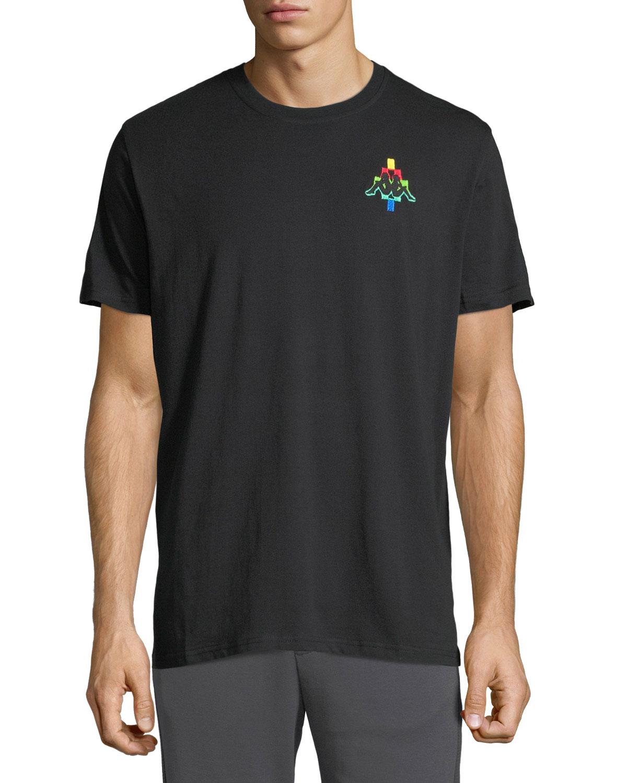 new concept d0528 bba8d Men's Kappa Multicolor-Logo T-Shirt
