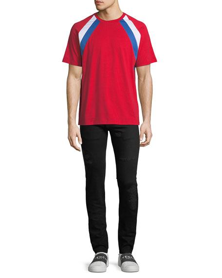 Givenchy Men's Slim-Fit Colorblock T-Shirt