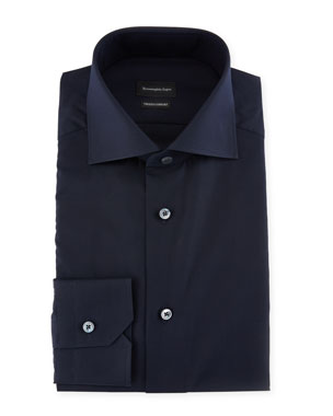 5393920e67 Ermenegildo Zegna Dress Shirts at Neiman Marcus