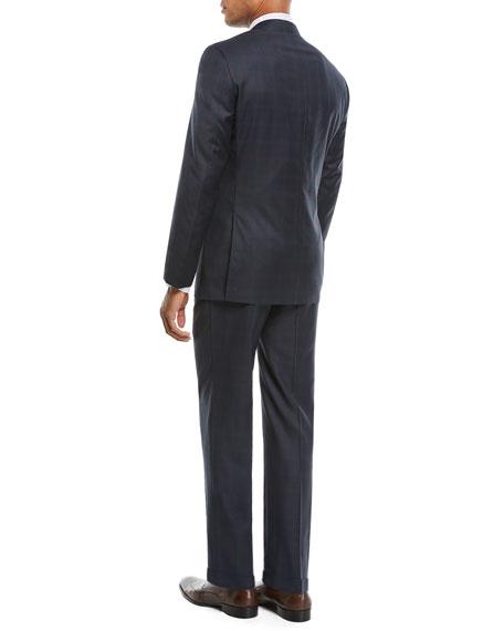 Canali Men's 130s Wool Plaid Two-Piece Suit
