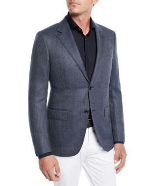 589a3e39a9e2 Men's Designer Sport Coats & Blazers at Neiman Marcus