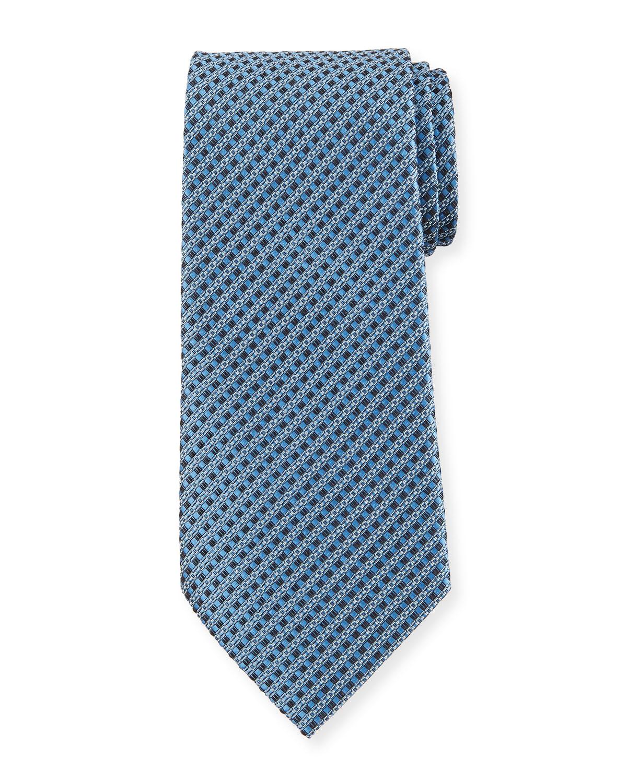 b52f1ba1 Link Stripe Silk Tie