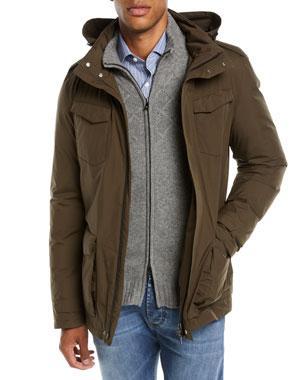 Mens Designer Coats Jackets On Sale At Neiman Marcus