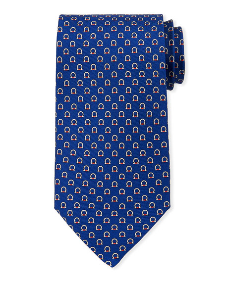 Gancio Silk Tie