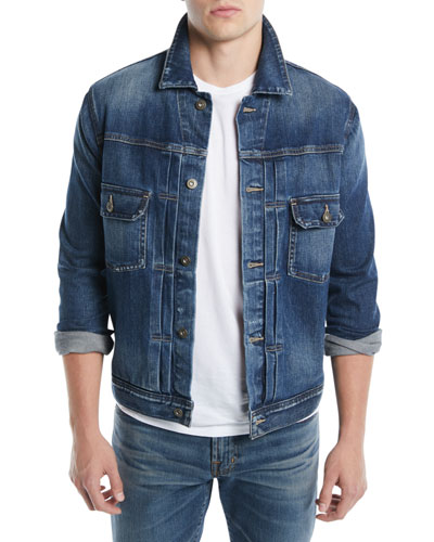 Men's Omaha Jean Jacket