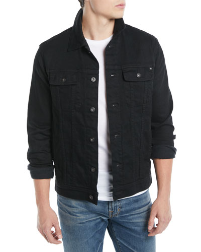 Men's Dart Jean Jacket