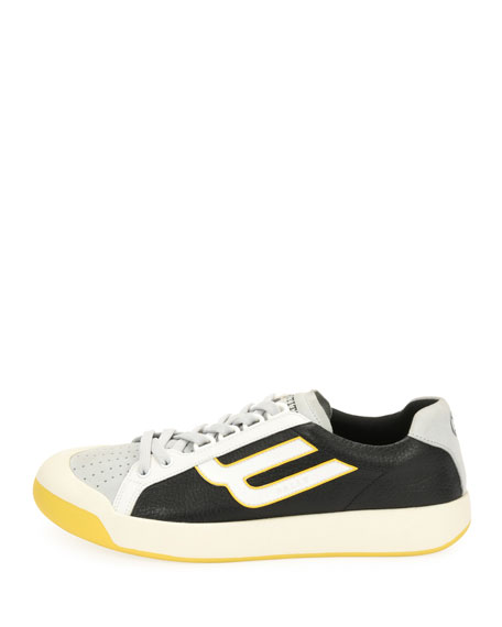 Men's New Competition Retro Low-Top Sneakers