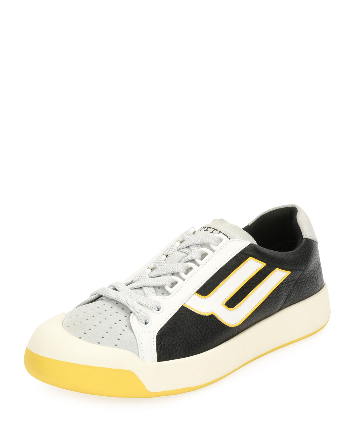 Competition Retro Low-Top Sneakers