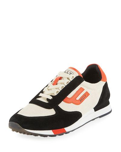 Men's Gavino Retro Running Sneakers