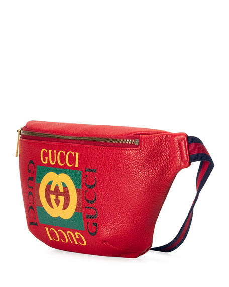 Image 2 of 4:  Retro GG Logo Belt Bag/Fanny Pack