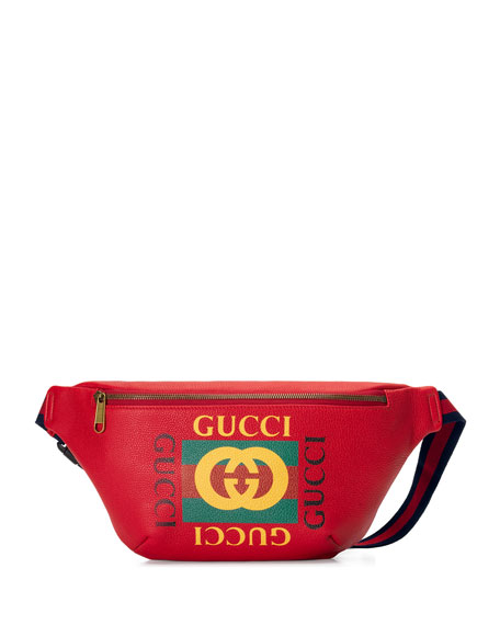 Image 1 of 4:  Retro GG Logo Belt Bag/Fanny Pack