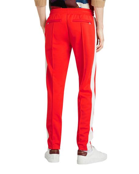 Men's Side-Stripe Sweatpants