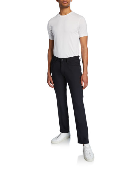 Men's J15 Techno-Stretch Straight-Leg Pants