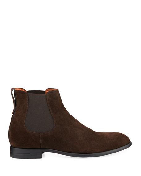 Men's Rivoli Flex Suede Chelsea Boots