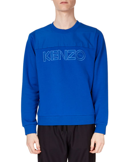 Men's Logo-Appliqué Sweatshirt